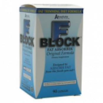 Absolute Nutrition F-Block Fettblocker 90 Kapseln