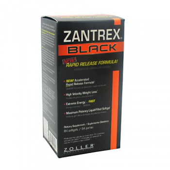 Basic Research Zantrex Black 84 Kapseln