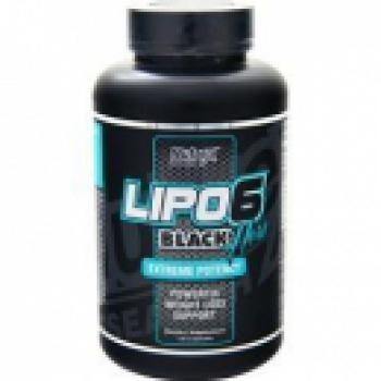 Nutrex Lipo-6 Black hers  120cps.