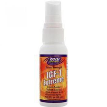 NOW Foods IGF-1 Extreme 2 Fl. Oz.