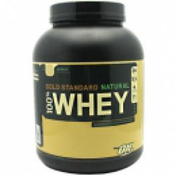 Optimum Nutrition Gold Standard Natural 100% Whey 5 lb (2,273 G)