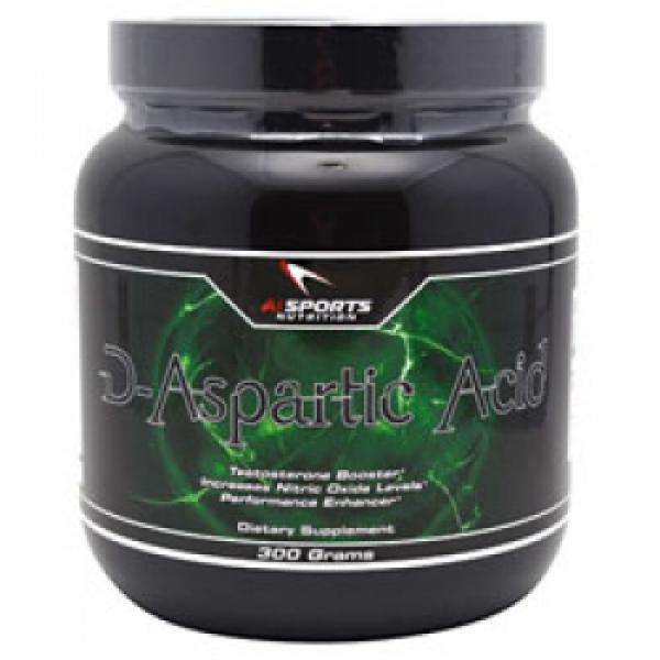 AI Sports Nutrition D-Aspartic Acid 100 Portionen