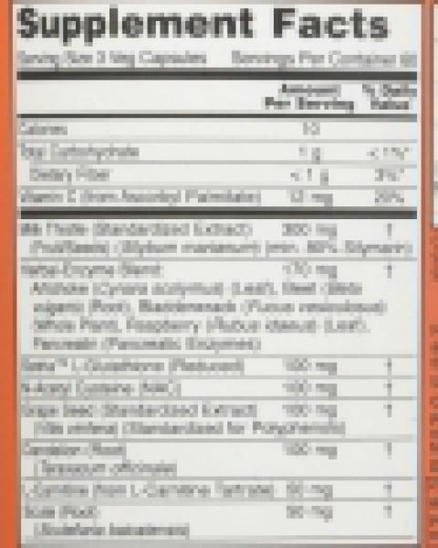 NOW Foods Liver Refresh 180 Capsules
