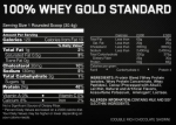 Optimum Nutrition 100% WHEY GOLD STANDARD 2.34 Kg.